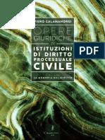 4. Opere Giuridiche – Volume IV – Istituzioni Di Diritto Processuale Civile