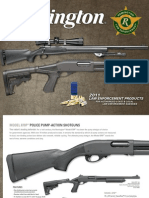 Remington 2011 Law Enforcement Products Catalog