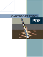 CAÑONEO DE POZOS