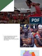 Culturas Africanas
