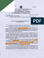 PG Carabinieri - Indagini per Procura Pt - Andrea Alessandro Nesti