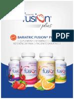 Catalogo 2020 Bariatric Fusion Plus