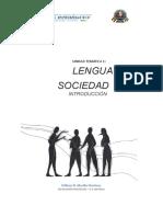 LENGUA Y SOCIEDAD-CARTILLA UF1