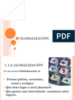 PPT TEMA GLOBALIZACION