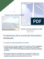 PV_2_Fundamentos de la conversión fotovoltaica