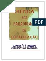 Crítica aos Paradigmas de Localização