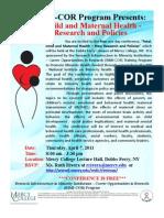 CONFERENCE - Fetal, Child & Maternal Health