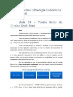 Direito Civil - Aula 03