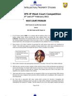 IIPS Moot Problem 2011