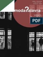 ModaPalavra e-Periódico