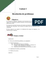Resolucion de problemas pseudocodigos