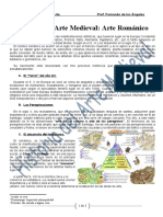 Historia Del Arte Medieval, Románico