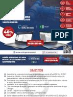 BROCHURE - ABASTECIMIENTO DE AGUA POTABLE Y ALCANTARILLADO (CCI)