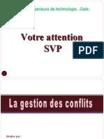 Gesion des conflits