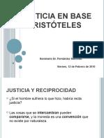 Justicia ..