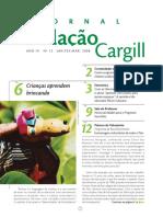 Jornal Fundação Cargill no. 12