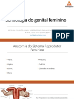 semiologia do genital feminino