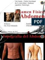 AbdomenExFisico
