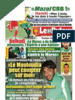 LE BUTEUR PDF du 16/03/2011