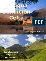 Bendicion Celta ||| Celtic blessing