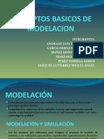 CONCEPTOS BASICOS DE MODELACION
