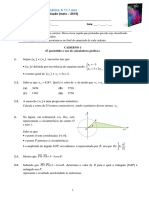 Porto Editora - Novo Espaco - 11 Ano 2018-19-5 Teste