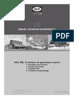 AGC 200 DRH 4189340631 FR