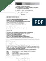 Seminarios de Actualización Notarial