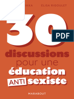30 Discussions Pour Une Éducation Antisexiste - Elisa Rigoulet, Pihla Hintikka