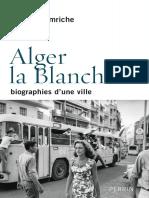 Alger La Blanche - Guemriche Salah