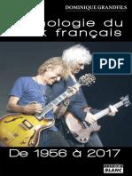 Anthologie Du Rock Francais