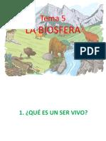 T5-La biosfera