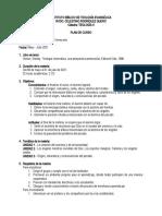 Plan de Curso Teología II (Pompilio Chirinos)