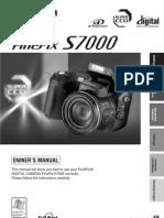 Fujifilm FinePix S7000 63 MP Digital Camera w 6x Manual