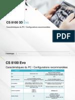 MINIMUM PC CS 8100 3D EVO