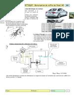 TD coffre de l'Audi A8