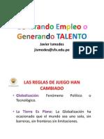 empleo vs talento
