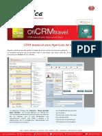 Ofimatica - OfiCRMTravel - Hoja Producto