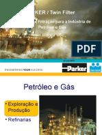 Sistemas de Filtração para a Indústria de Petróleo e Gás