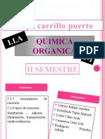 expo de quimica organica