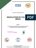 inoculating cultures