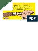 3 Minutes de Philosophie Pour Redevenir Humain by Midal Fabrice z Lib.org 1