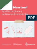 Justicia Menstrual