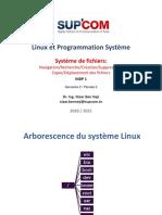 PARTIE 1 - Linux et Programmation Système