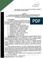 Raportul Comisiei parlamentare de Ancheta cu privire la CFM