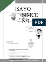 ensayo1-simce-lenguaje-6basico