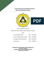 Pembuktian Pada Majelis Kehormatan Disiplin Kedokteran Indonesia - Final
