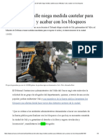 Protesta Social (Antología) 2021