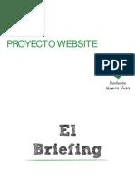 briefing web fundacion nueva vida