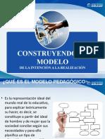 Identificacion de Los Modelos Pedagogico